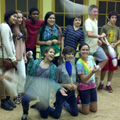 Juggling Lesson for Waldorf School kids